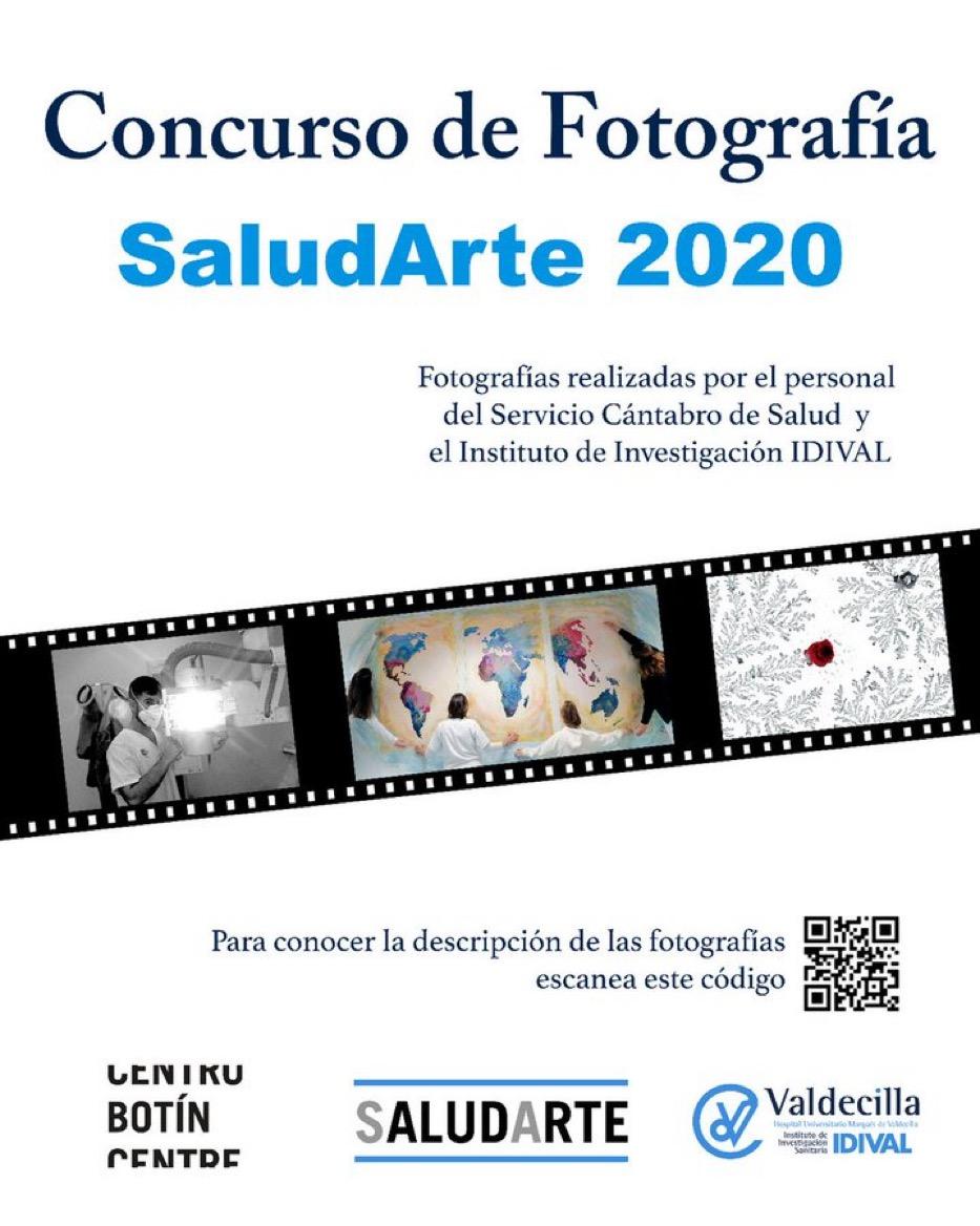 EXPOSICIÓN DE FOTOGRAFÍAS DEL CONCURSO SALUDARTE 2020