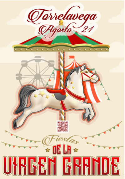 Programa de las Fiestas de la Virgen Grande de Torrelavega 2021