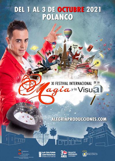 XI Festival Internacional de la Magia y lo Visual en Polanco