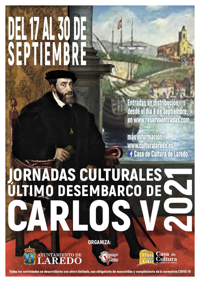 Jornadas Culturales Ultimo Desembarco Carlos V 2021