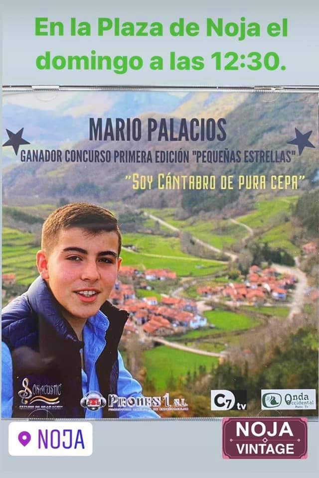 Noja Vintage – Concierto Mario Palacios