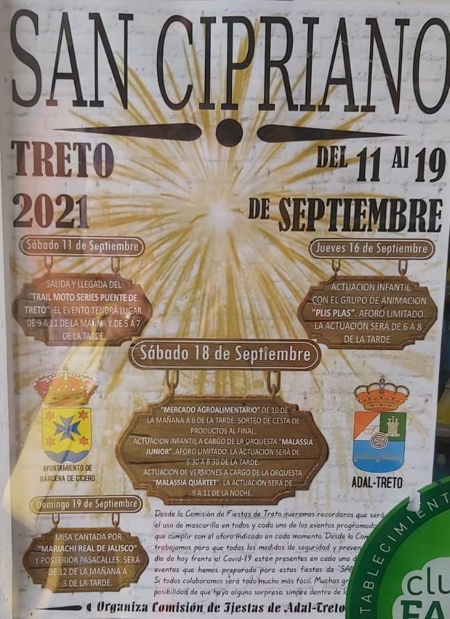 San Cipriano - Treto 2021
