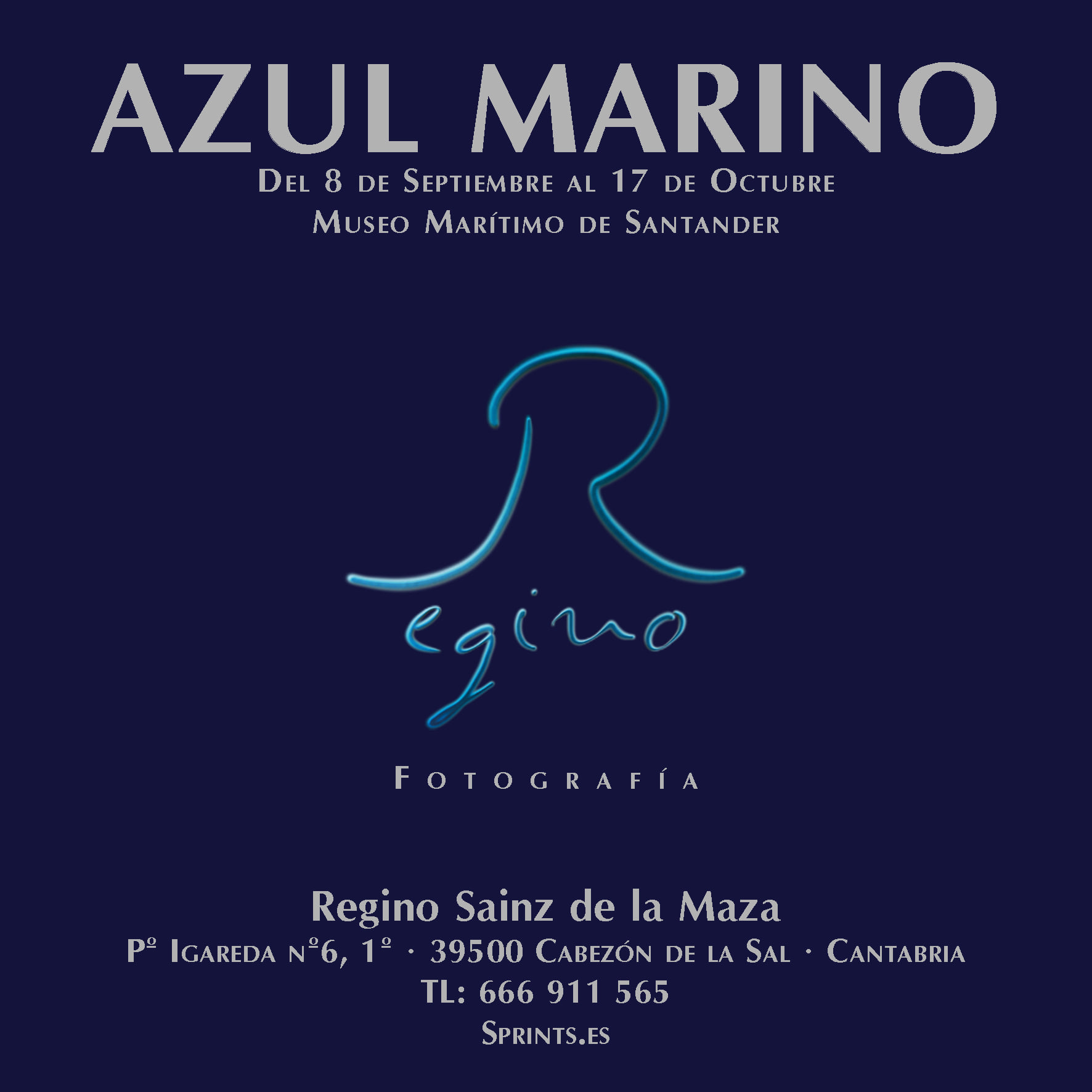 Azul Marino - Exposición Fotográfica