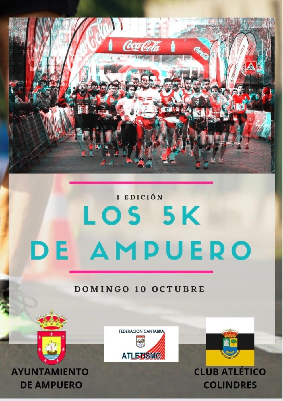 Carrera I Edición Los 5k de Ampuero