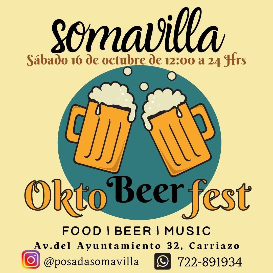 OktoBeerFest - Somavilla