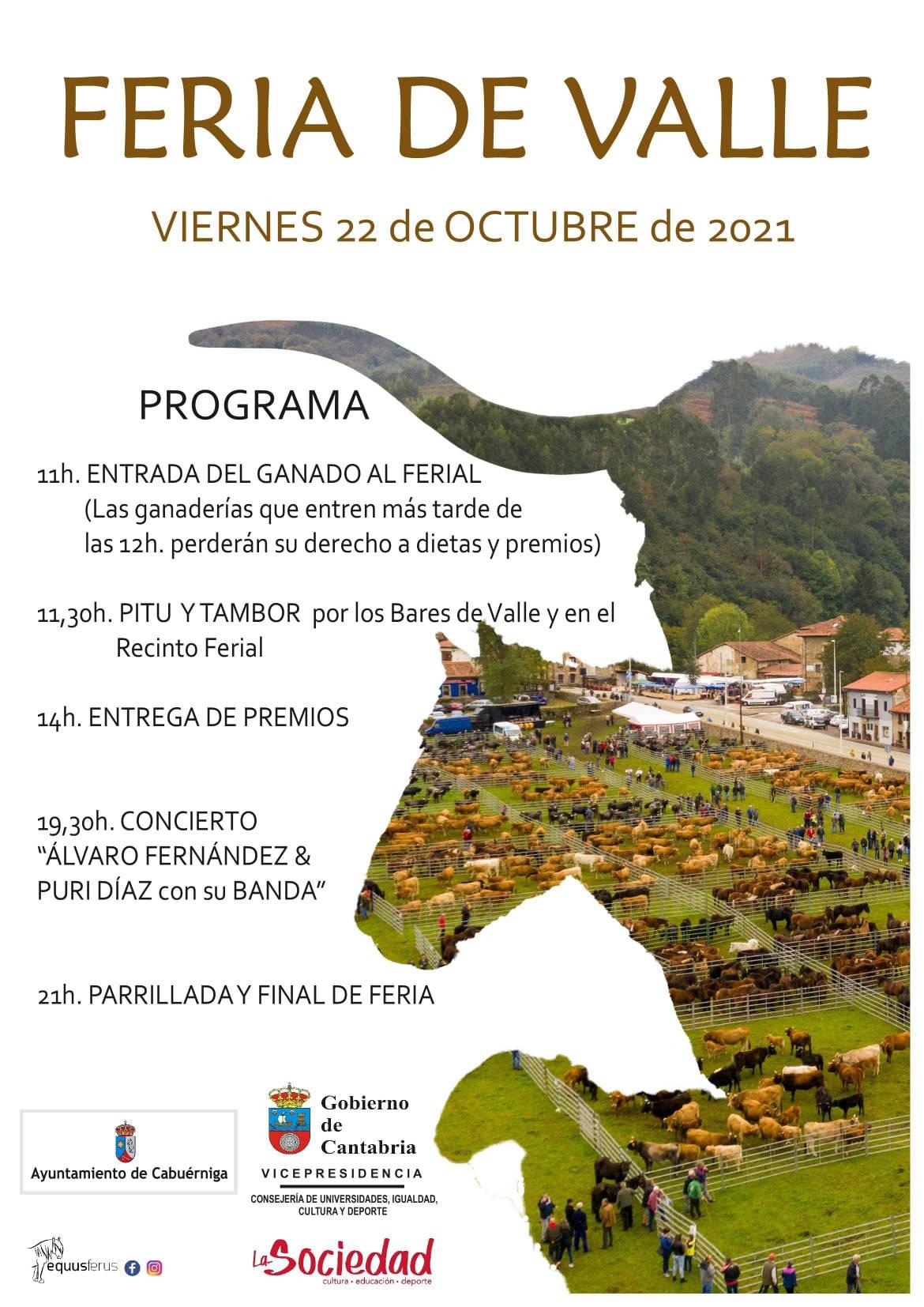Feria de Valle de Cabuérniga