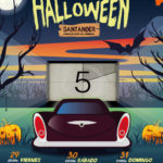 Autocine Halloween 2021 - Santander