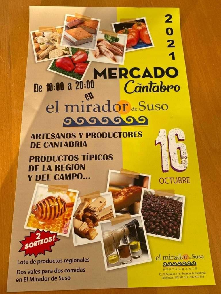 Mercado Cántabro - Mirador de Suso